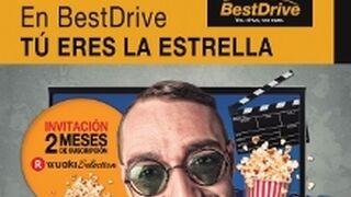BestDrive regala suscripciones a Wuaki.TV