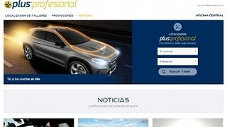 La red Profesional Plus estrena página web