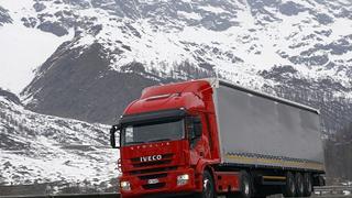 NRF monitoriza durante 150.000 km una unidad de refrigeración en un Iveco Stralis