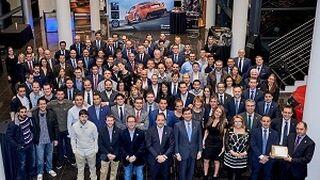 Lexus Madrid, mejor concesionario de la marca en 2016
