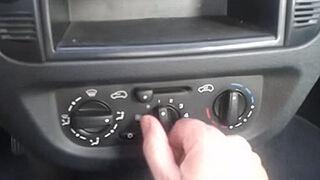 Cómo solucionar un fallo en el soplador de calefacción en un C3