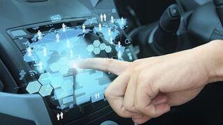 El 31% de los conductores no usa las funciones de conectividad