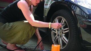 Siete de cada diez coches circularán en Semana Santa con neumáticos en mal estado
