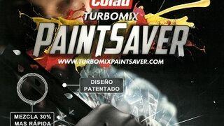 Turbomix Paintsaver, nuevo mezclador de pintura de Colad