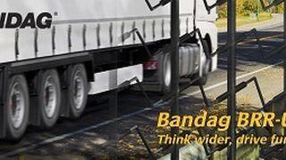 Bandag estrena la banda de rodadura premium BRR-UWB