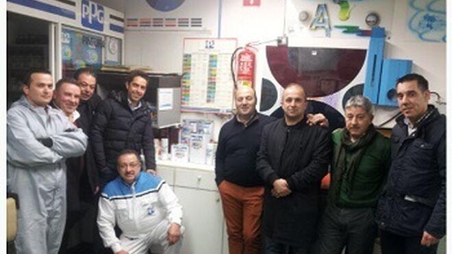 PPG forma a sus distribuidores en Galicia y Asturias