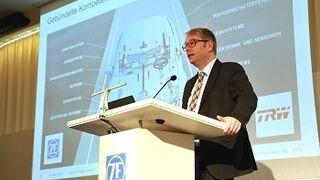 ZF cerró 2015 con un beneficio de 1.000 millones de euros