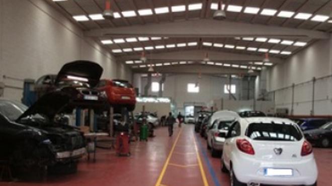 El número de talleres crece en Madrid el 6% en tres años