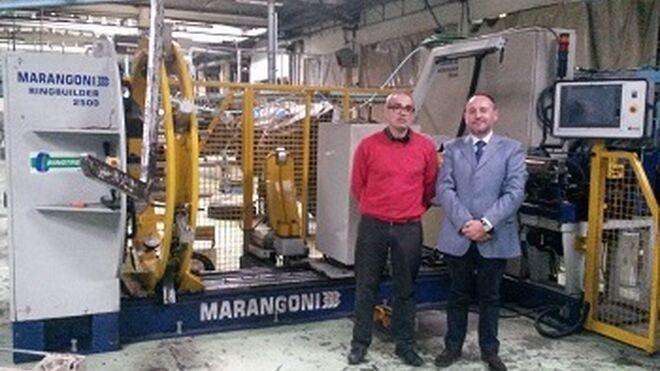 Louzán, nuevo partner de Marangoni en España