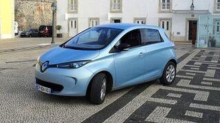 10.000 Renault ZOE, a revisión por un problema en el freno