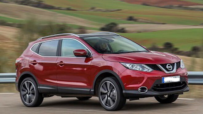 El 25% de los vehículos vendidos en España en 2015 fueron SUV