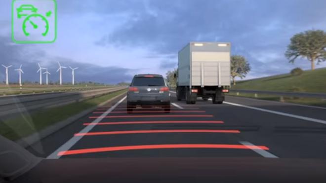 Cómo funciona el ACC, sistema de regulación automática de velocidad