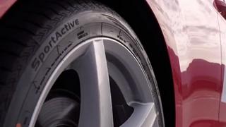 GT Radial prueba el Sportactive, su último neumático UHP