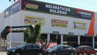 Las redes de neumáticos suman más de 4.600 talleres