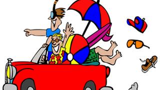 Deja su coche en el taller y se lo devuelven… 10.000 km después
