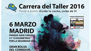 La 'Carrera del taller', convertida en reportaje en Telemadrid