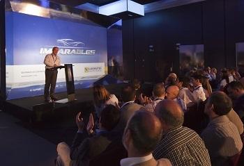 Fausto Casetta, director general de Euromaster en la Península Ibérica, clausuró la jornada de trabajo.