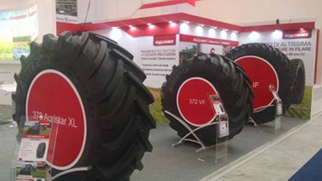 Yokohama compra Alliance y entra en el negocio del neumático agrícola