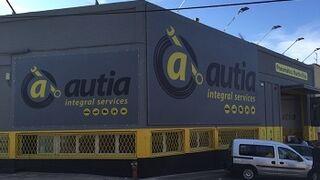 Autia ya luce su imagen propia en un taller