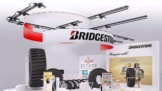 Bridgestone presenta tres novedades en neumáticos OTR
