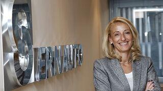 María Helena Antolín Raybaud, nueva presidenta de Sernauto