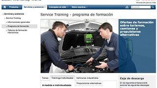 Bosch lanzará una nueva web de formación técnica