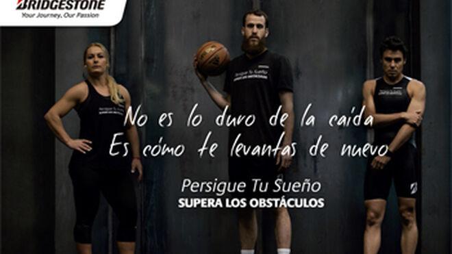 Bridgestone lanza un proyecto motivacional de la mano de deportistas de élite