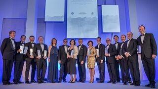 Once concesionarios españoles, premiados en los Excellence Awards de Volkswagen