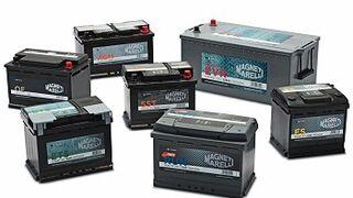 Magneti Marelli lanza una nueva línea de baterías