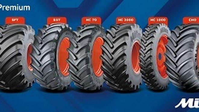 Mitas mejora la garantía de sus neumáticos Mitas Premium
