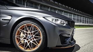 Los Michelin Pilot Sport Cup 2, equipo original del BMW M4 GTS