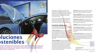 Glasurit, soluciones sostenibles