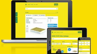 Mann-Filter renueva su catálogo online