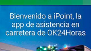 iPoint, la nueva app de OK24 horas para la gestión de incidencias