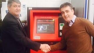Recambios Gaudí instala cajeros automáticos inteligentes en dos de sus tiendas