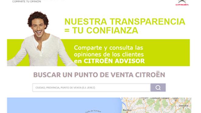 20.000 clientes de Citroën ya han opinado sobre sus concesionarios