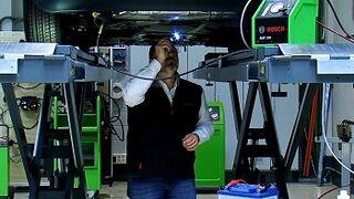 Cómo detectar fugas con el comprobador de estanqueidad SMT 300 de Bosch