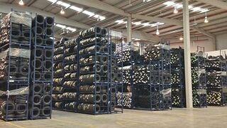 Nex cubre el 80% de la Península con entregas en el mismo día