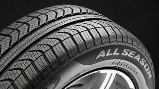 Los neumáticos todo tiempo alcanzan el 1,5% del mercado