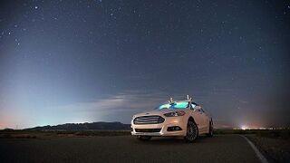 El coche autónomo podría eliminar las luces