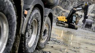 Nueva gama Michelin X WORKS para el sector de la construcción