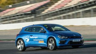 El SportContact 6 de Continental, en la Volkswagen Driving Experience