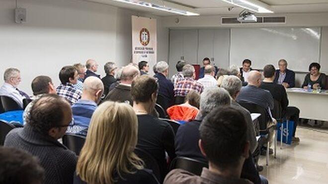 Formación y lucha contra el intrusismo, prioridades para los talleres de Lleida