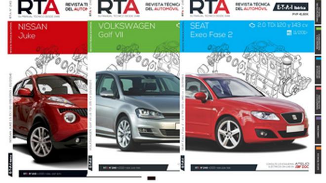 El rediseño de la Revista Técnica del Automóvil cumple un año
