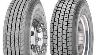 Nuevos neumáticos todo tiempo Sava 4Plus para camión