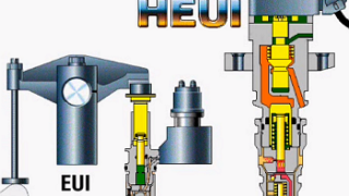 Diferencias entre inyector bomba e inyector common rail