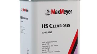 MaxMeyer lanza al mercado su nuevo barniz 315