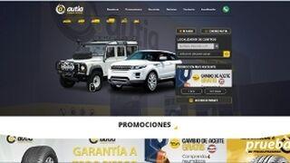 La web de Autia, en marcha