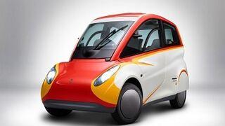 Shell crea un microcoche que consume 2,6 l/100 km