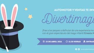 Automotor y Ventas hace magia para los niños